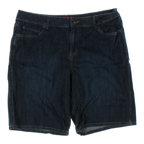 Merona Denim Shorts in size 16 at up to 95% Off - Swap.com