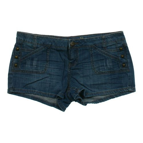 Mudd Denim Shorts in size JR 11 at up to 95% Off - Swap.com