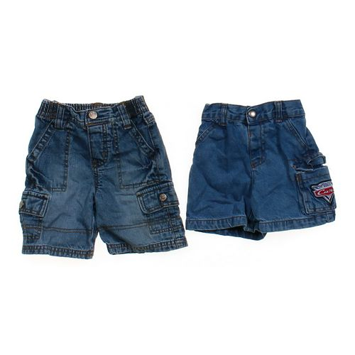 SQZ Denim Shorts Set in size 12 mo at up to 95% Off - Swap.com