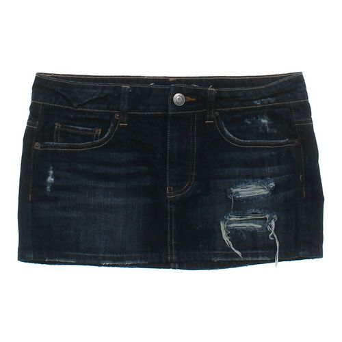 American Eagle Outfitters Denim Skirt in size 2 at up to 95% Off - Swap.com