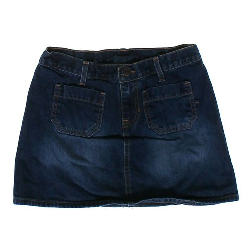 Abercrombie & Fitch Denim Skirt in size JR 0 at up to 95% Off - Swap.com