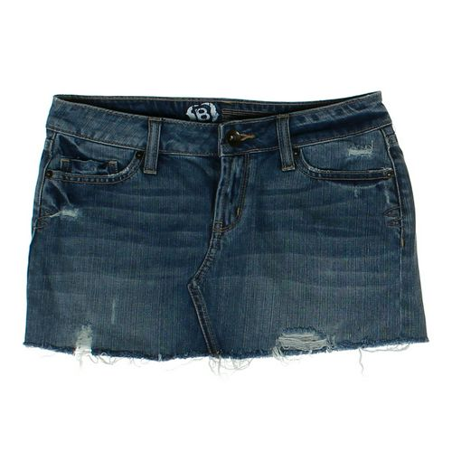 B Denim Skirt in size JR 1 at up to 95% Off - Swap.com