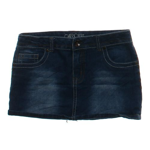 Cherokee Denim Skirt in size 14 at up to 95% Off - Swap.com