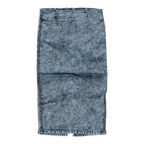 Crave Fame Denim Skirt in size JR 3 at up to 95% Off - Swap.com