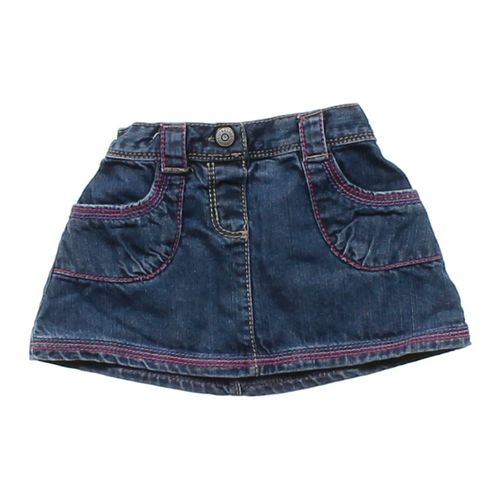 Gymboree Denim Skirt in size 12 mo at up to 95% Off - Swap.com