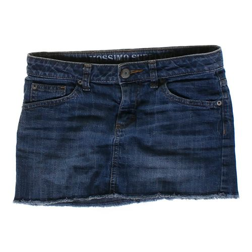 Mossimo Supply Co. Denim Skirt in size 10 at up to 95% Off - Swap.com