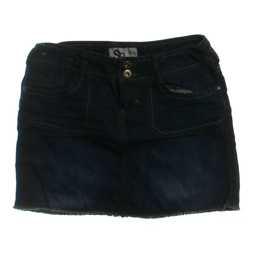 SO Denim Skirt in size JR 0 at up to 95% Off - Swap.com