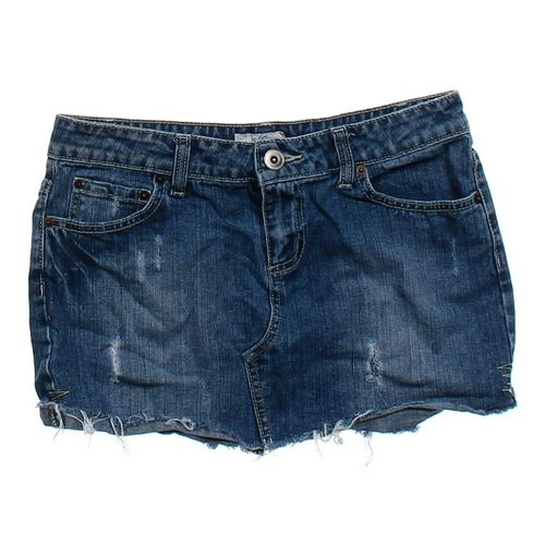 SO Denim Skirt in size JR 7 at up to 95% Off - Swap.com