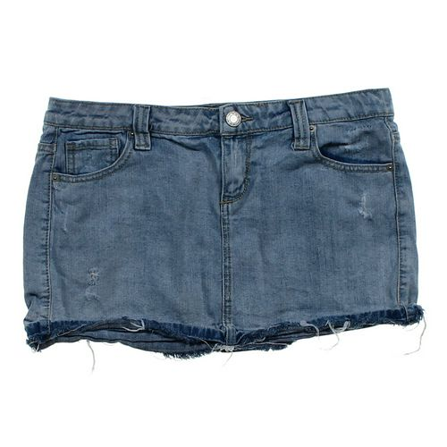 So Wear It Declare It Denim Skirt in size JR 13 at up to 95% Off - Swap.com