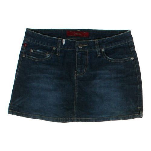 YMI Denim Skirt in size JR 5 at up to 95% Off - Swap.com