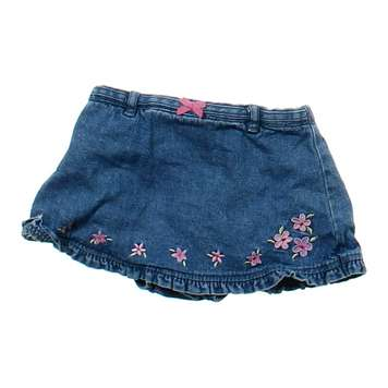 Denim Skirt With Attached Bloomers for Sale on Swap.com