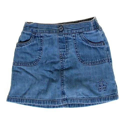 Faded Glory Denim Skort in size 4/4T at up to 95% Off - Swap.com