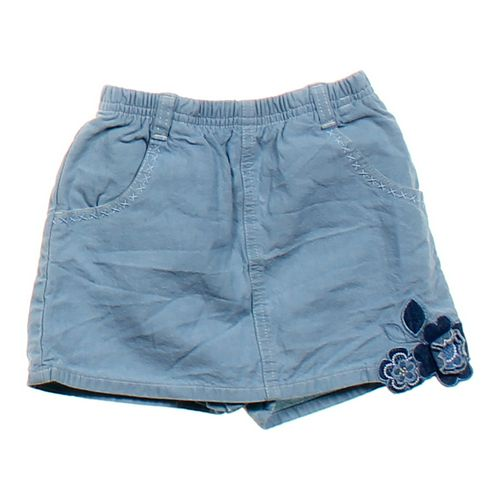 OshKosh B'gosh Denim Skort in size 3/3T at up to 95% Off - Swap.com