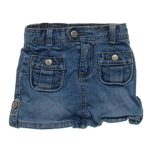 The Children's Place Denim Skort in size 5/5T at up to 95% Off - Swap.com
