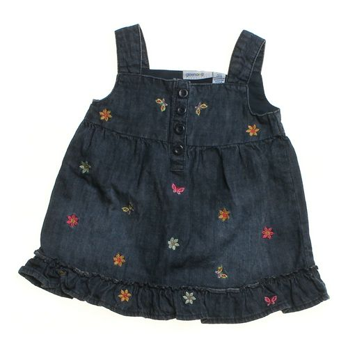 Greendog Denim Tunic in size 18 mo at up to 95% Off - Swap.com