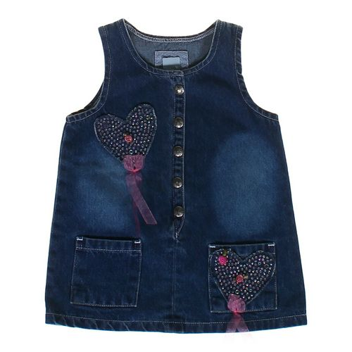 JM Denim Tunic in size 2/2T at up to 95% Off - Swap.com