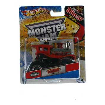 Derailed Hot Wheels Monster Jam for Sale on Swap.com
