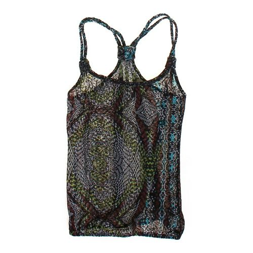 belle du jour Diamond Patterned Tank Top in size JR 3 at up to 95% Off - Swap.com