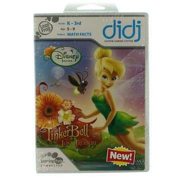 Didj Learning Game: Tinkerbell and the Lost Treasure for Sale on Swap.com