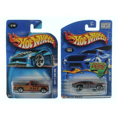 Hot Wheels Die-Cast and Toy Vehicles Set at up to 95% Off - Swap.com
