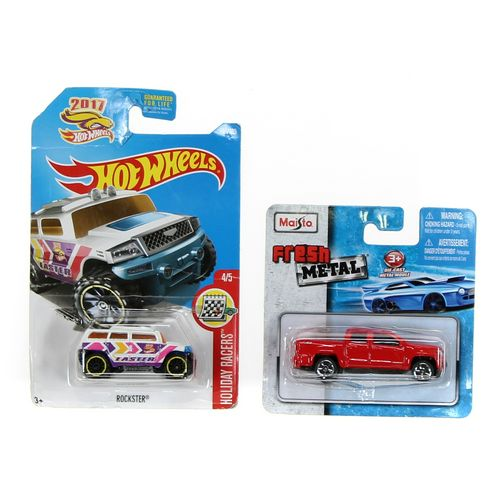 Hot Wheels Die Cast Set at up to 95% Off - Swap.com