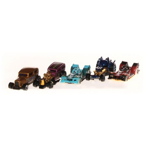 Hot Wheels Die-Cast Vehicle Set at up to 95% Off - Swap.com
