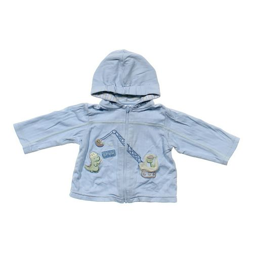 "Carter's ""Dino Crew"" Hoodie in size 6 mo at up to 95% Off - Swap.com"
