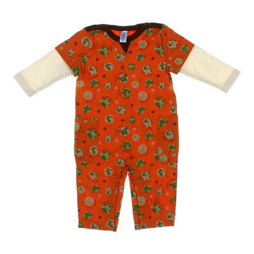 LittleWonders Dino Jumpsuit in size 6 mo at up to 95% Off - Swap.com