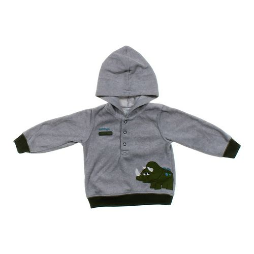 Child of Mine Dinosaur Hoodie in size 12 mo at up to 95% Off - Swap.com