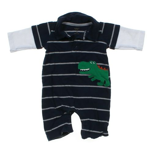 Carter's Dinosaur Jumpsuit in size 3 mo at up to 95% Off - Swap.com