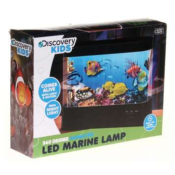 Discovery Kids Marine Lamp for Sale on Swap.com