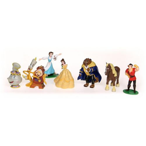 Disney Disney Beauty and the Beast Character Set at up to 95% Off - Swap.com