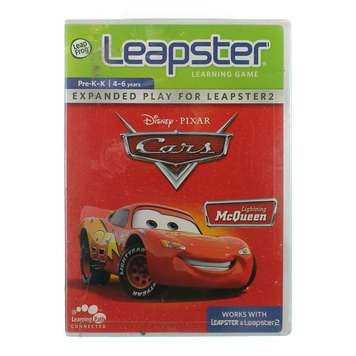 Disney Cars Leapster Game for Sale on Swap.com