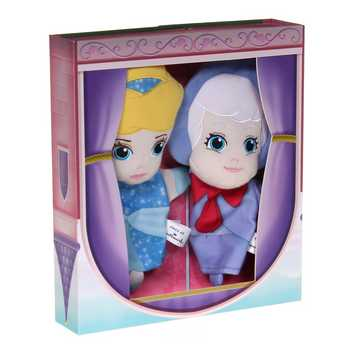 Disney Cinderella and Her Fairy Godmother Puppet Theater for Sale on Swap.com