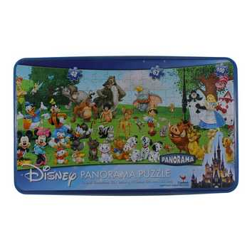 Disney Friends Panorama Puzzle Tin for Sale on Swap.com