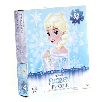 Disney Frozen Puzzle for Sale on Swap.com