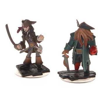 Disney Infinity Figure - Jack Sparrow for Sale on Swap.com