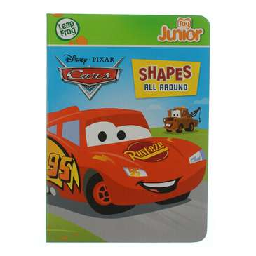 Disney Pixar Cars: Shapes All Around for Sale on Swap.com