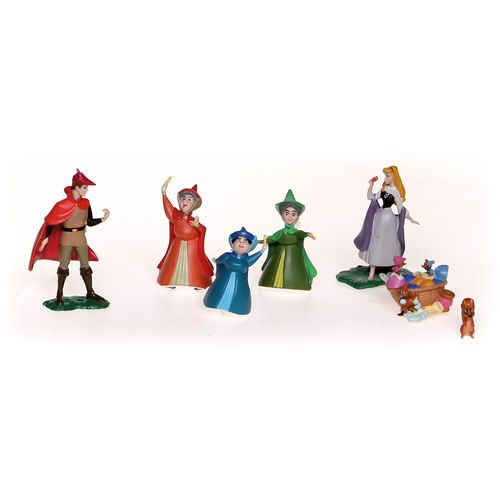 Disney Disney Sleeping Beauty Character Set at up to 95% Off - Swap.com