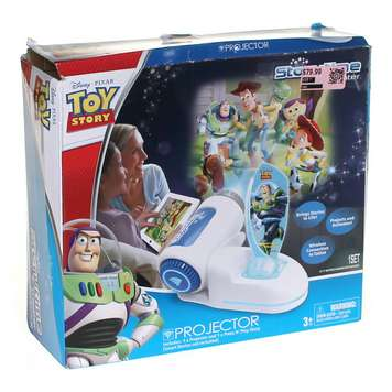 Disney Storytime Theater Projector - Toy Story for Sale on Swap.com
