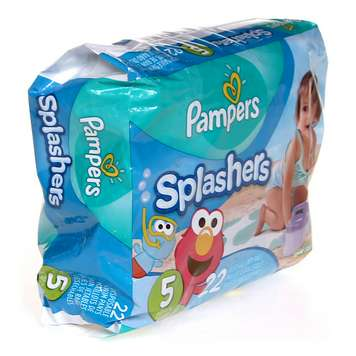 Disposable Diapers: Splashers for Sale on Swap.com