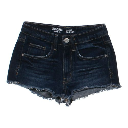 Mossimo Supply Co. Distressed Denim Shorts in size JR 1 at up to 95% Off - Swap.com