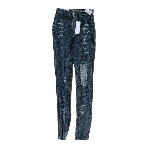 Aphrodite Distressed Jeans in size JR 3 at up to 95% Off - Swap.com