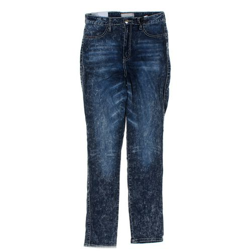 Crave Fame Distressed Jeans in size JR 11 at up to 95% Off - Swap.com