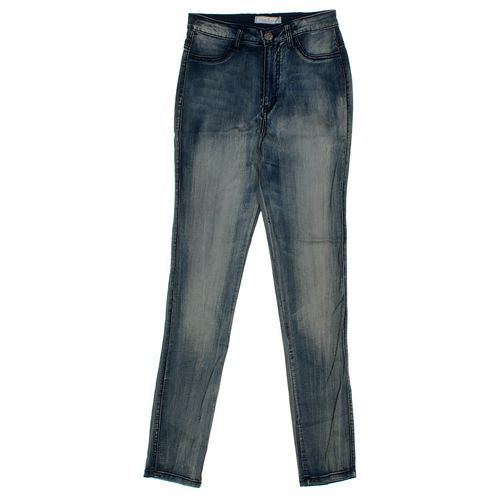Crave Fame Distressed Jeans in size JR 9 at up to 95% Off - Swap.com