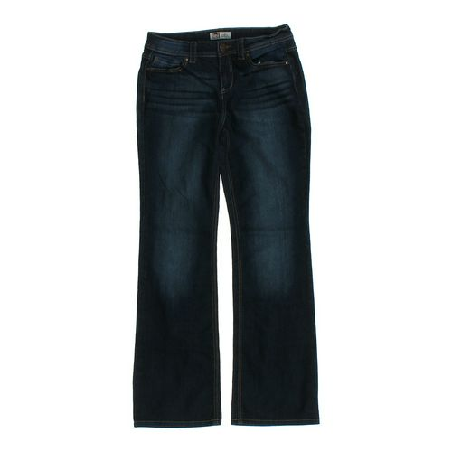 L.E.I. Distressed Jeans in size JR 11 at up to 95% Off - Swap.com