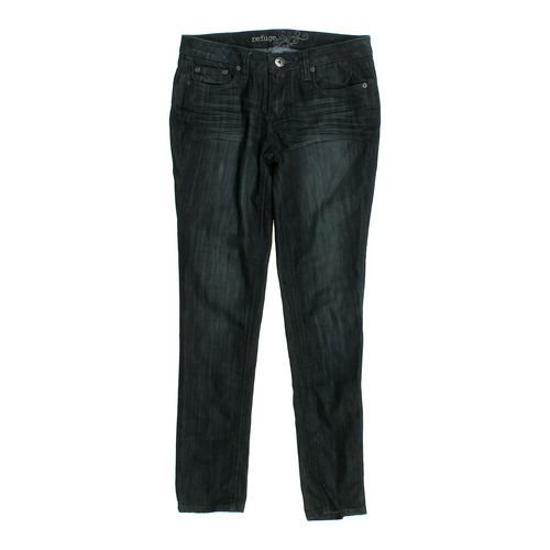 Refuge Distressed Jeans in size JR 9 at up to 95% Off - Swap.com