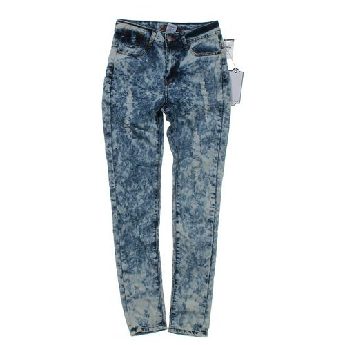 Revolt Distressed Jeans in size JR 7 at up to 95% Off - Swap.com