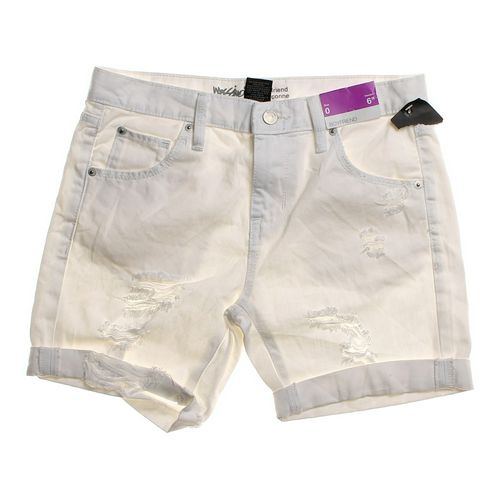 Mossimo Supply Co. Distressed Shorts in size 0 at up to 95% Off - Swap.com