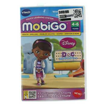 Doc McStuffins Touch Learning System Mobigo for Sale on Swap.com